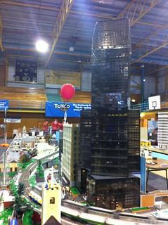 LEGO city MOC buildings