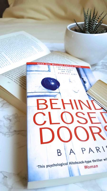 Behind Closed Doors Book Review