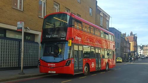 Arriva London HV264 - Route 259