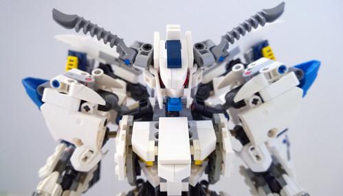 LEGO Gundam Bael ASW-G-01 1/60   by demon1408