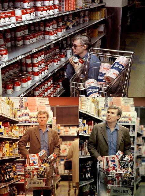 Food Shopping 1983