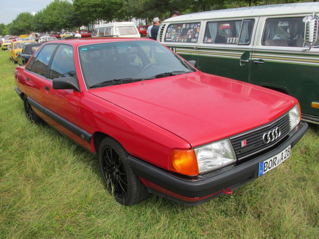 Audi 100, Type 44, Mod. 1989 | granada-uwe | Flickr