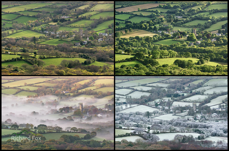 Widecombe Seasons