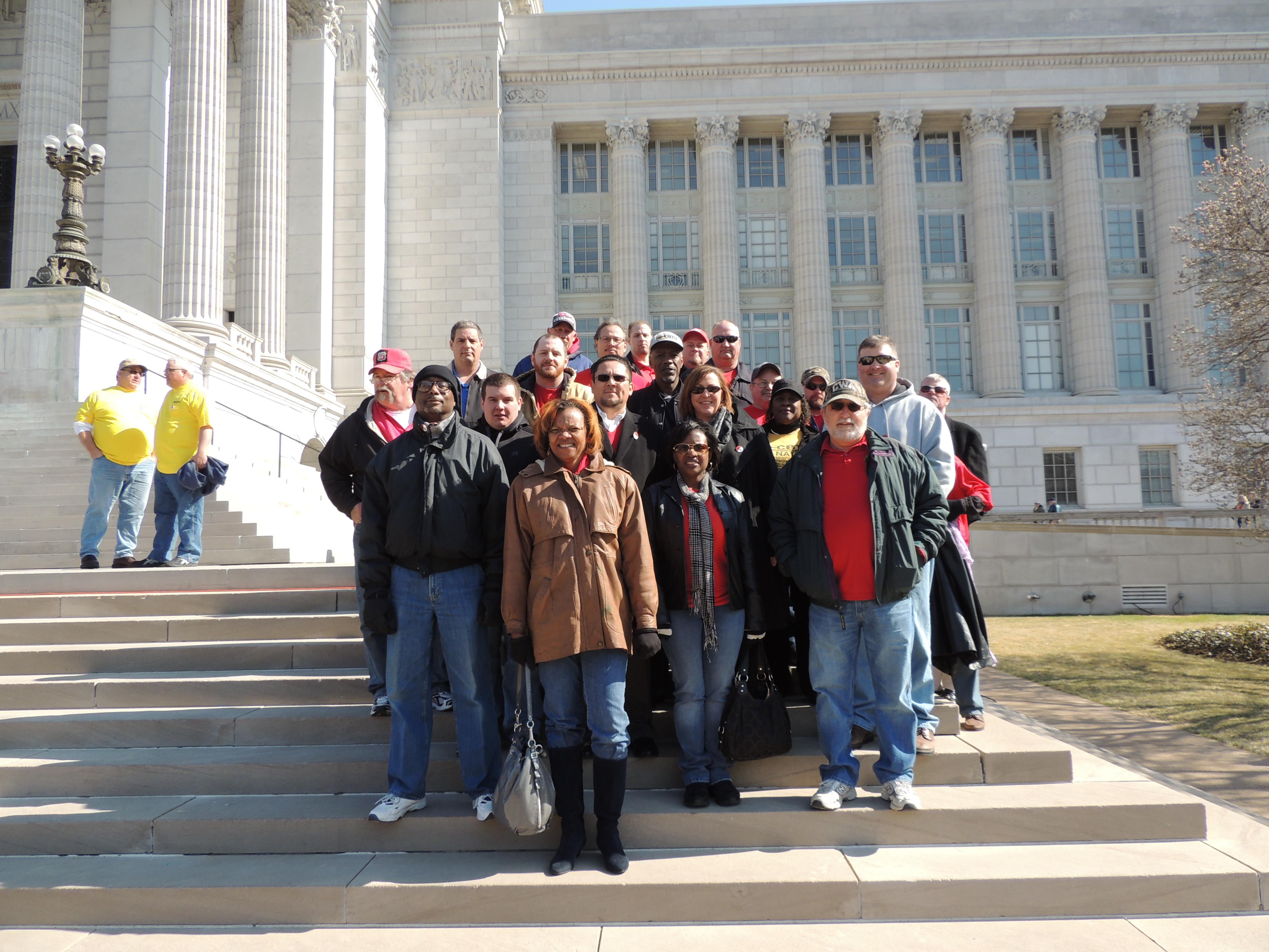 RTW Rally, St. Louis, MO