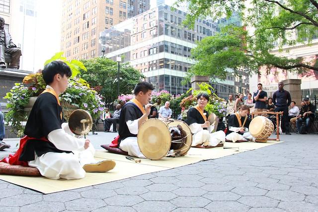 Korean Marching Band
