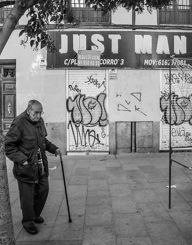 Just man | by vigotski (Javier)