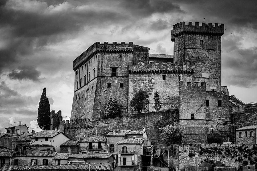 Risultati immagini per castello orsini (soriano nel cimino)