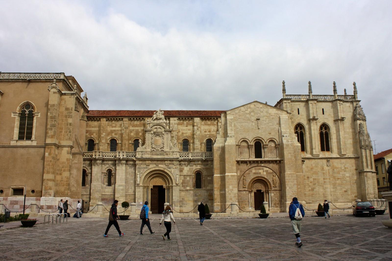 Church of San Isidoro, León, Spain