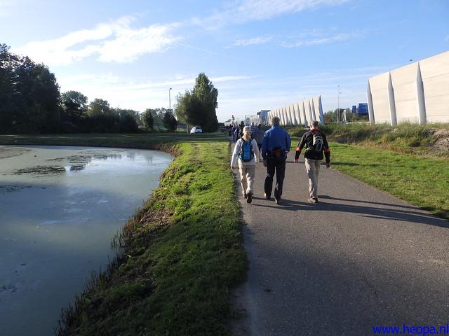 28-09-2013 RS 80 Schiedam  25 Km (7)