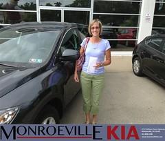 #HappyBirthday to Amy Graham from Craig Stewart at Monroeville Kia!