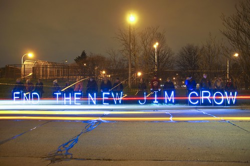 Message with the Teachers' Union | by Overpass Light Brigade