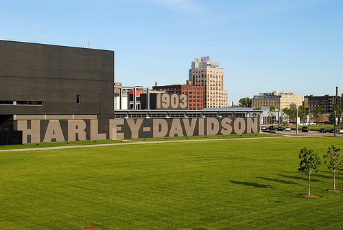 Harley-Davidson Museum | by Cragin Spring