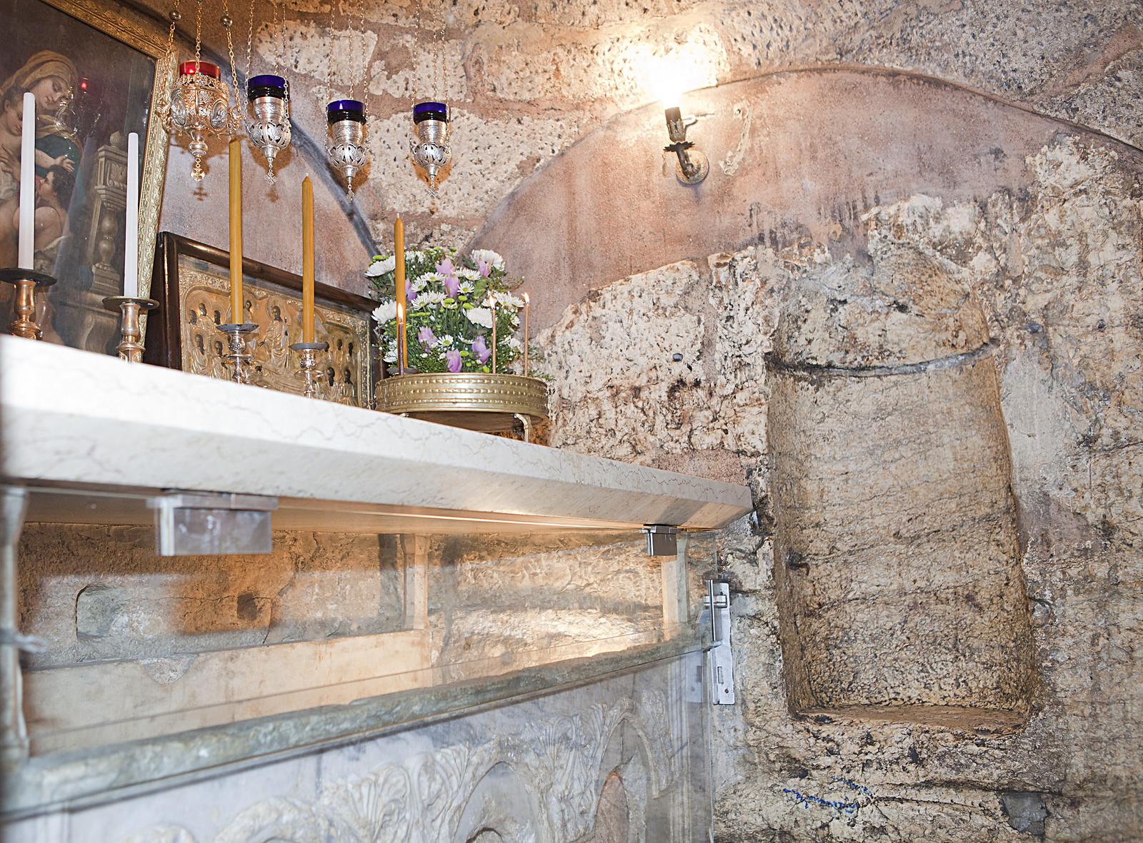Jerusalem_The Tomb of the Virgin Mary_4_Mordagan_IMOT