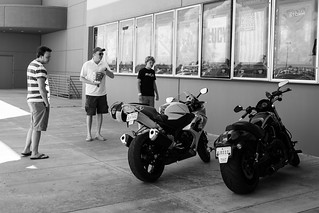183/365 Guys can never just walk by a motorcycle | by Kelly__Webb