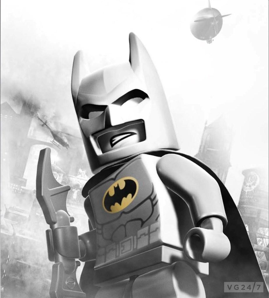Lego Batman Arkham City Wallpaper Since I Am An Arkham Cit Flickr