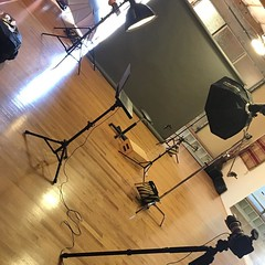After having a bad headshot experience with another photographer, my client today, an engineering CEO, complimented me for my #professionalism and setup.  #expectnothingless from me.   . . . . . . #corporate #headshot #photography #customerservice