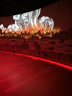 FIre, Fire exhibition, Museum of London