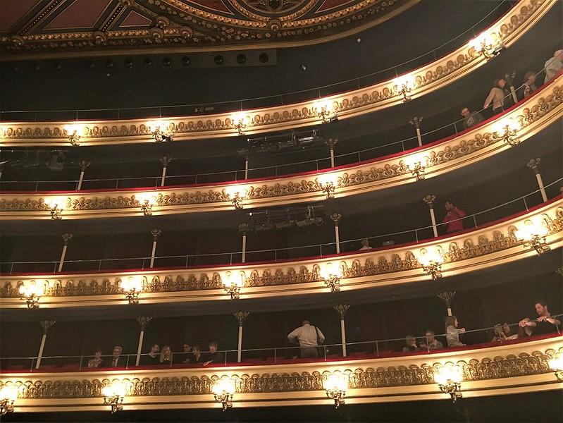 Palco Teatro Principal