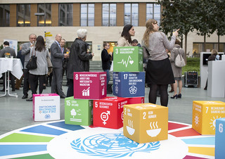 The United Nations in Germany   by Stand Up Campaign