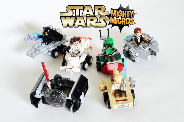 Star Wars Mighty Micros