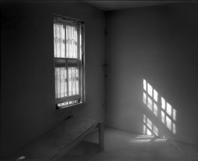 Haunted Jail Cell