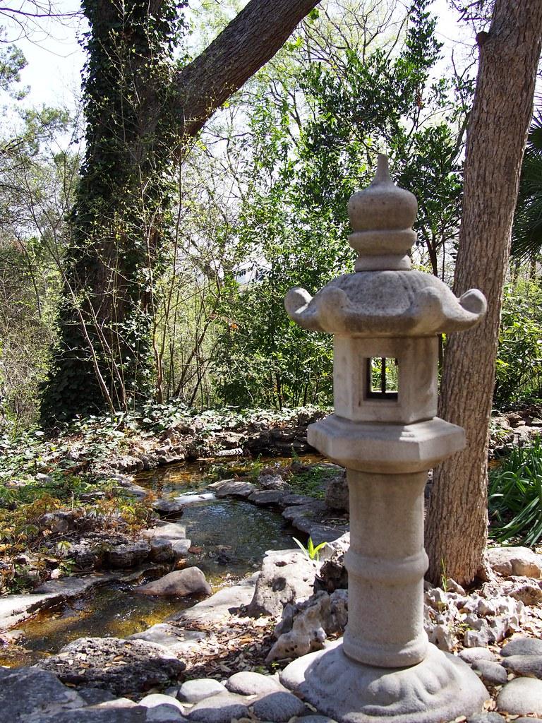 Isamu Taniguchi Oriental Garden