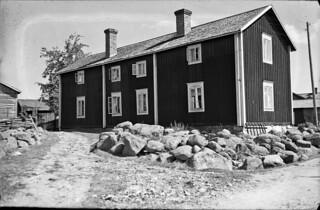 Probably Simos farmhouse, Replot, Korsholm (Mustasaari)