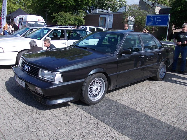 Audi Super200 Quattro (Treser) 1987