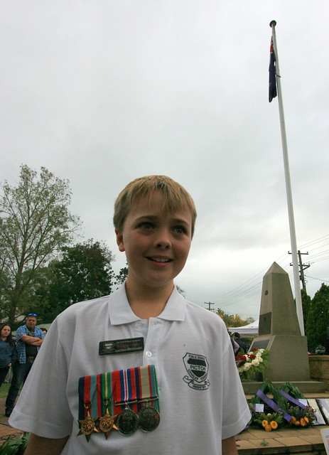 ANZAC Day 2014, PICTON, NSW