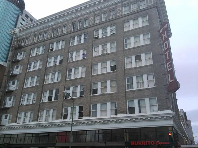 Sutter Hotel, Oakland