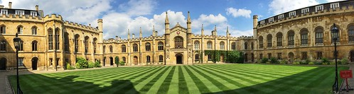 Corpus Christi College | by Cambridge University