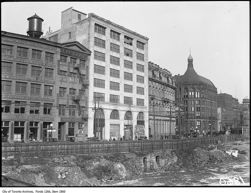 Front Street, east of Bay Street | by Toronto History