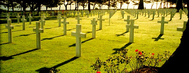 D Day : They were so young and they gave their lives for our freedom...