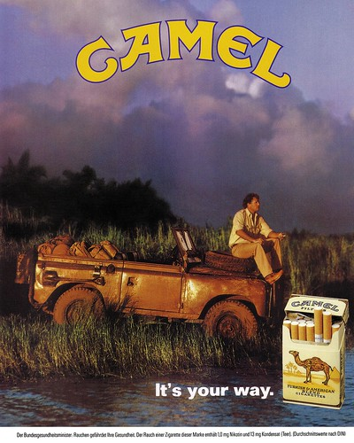 Land Rover Series II A (1989) & Camel - It's your way
