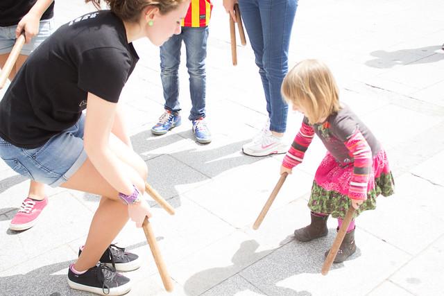 XVII Diada Bastoners de Sabadell 2014 - Fotos d