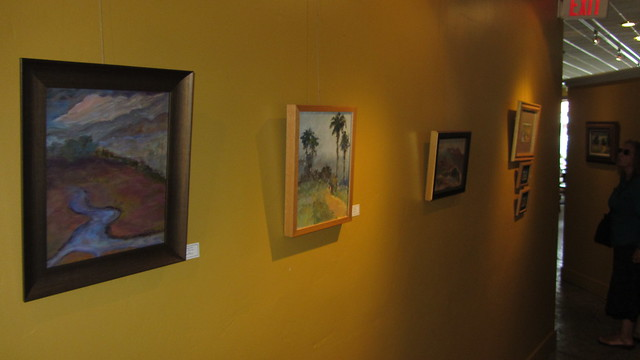 IMG_0165 Zookers restaurant Carpinteria Plein Air Painters show