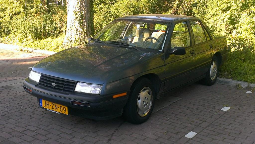 Chevrolet Corsica 2 2 Lt Sjoerd Wijsman Flickr