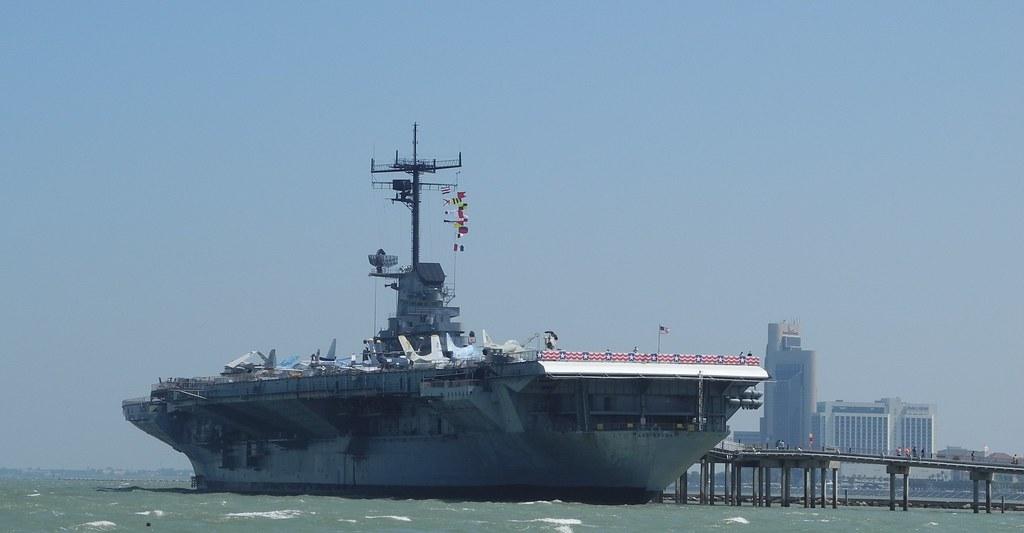 Corpus Christi, Aircraft Carrier