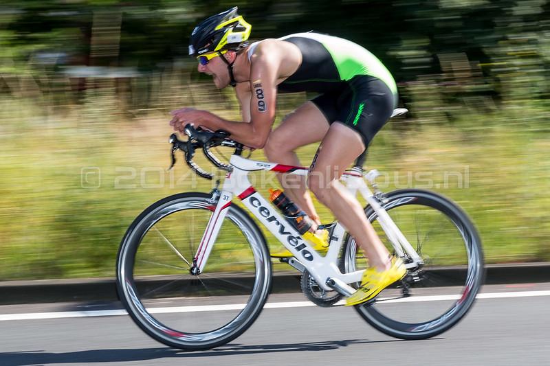 NK Sprint Eredivisie Triathlon Amsterdam 2014