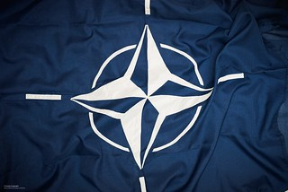 NATO Flag | by Defence Images