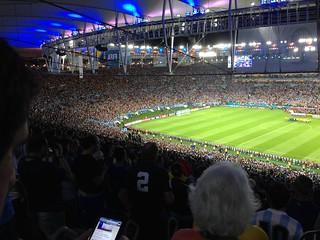 Argentina 2-1 Bosnia and Herzegovina