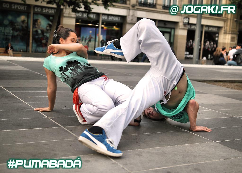 spectacle-de-capoeira-paris-danseurs-bresil-puma-soiree | Flickr