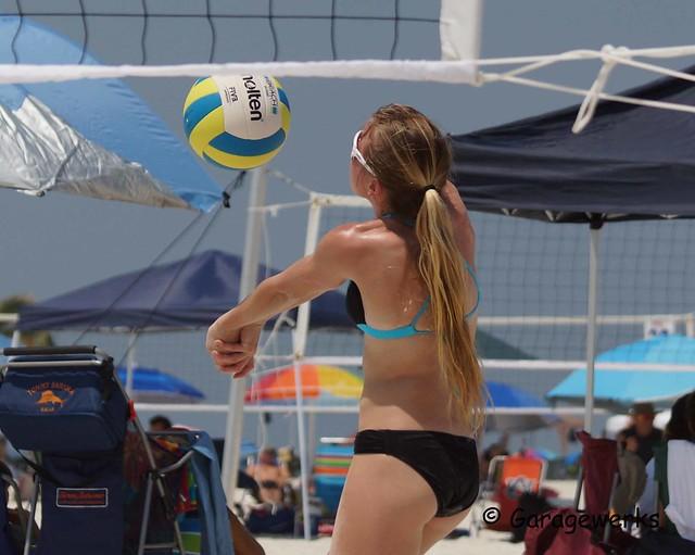 Gulf Shores Beach Volleyball Tournament