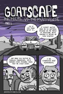 peeps pg 1 | by Mike Riley