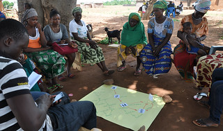 CARE-CCAFS in Gender & Participatory Research in Ghana | by CGIAR Climate