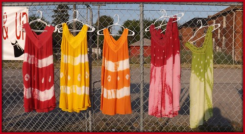 Five Summer Dresses For Sale On Livernois--Detroit MI