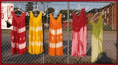 Five Summer Dresses For Sale On Livernois--Detroit MI