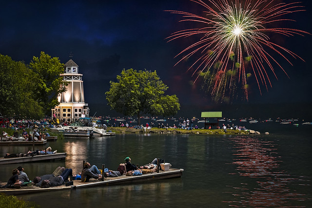 minnesota fireworks people - 4th of july