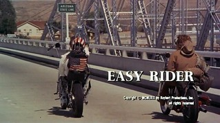 Easy Rider Filming Location - I-40 crossing the Colorado River from California to Arizona | by RoadTripMemories