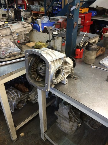 Ford Sierra Differential Recondition | by BMrider2012 Over 1.5 Million Views! Thankyou :-